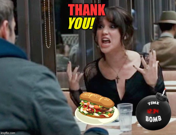 THANK YOU! | made w/ Imgflip meme maker