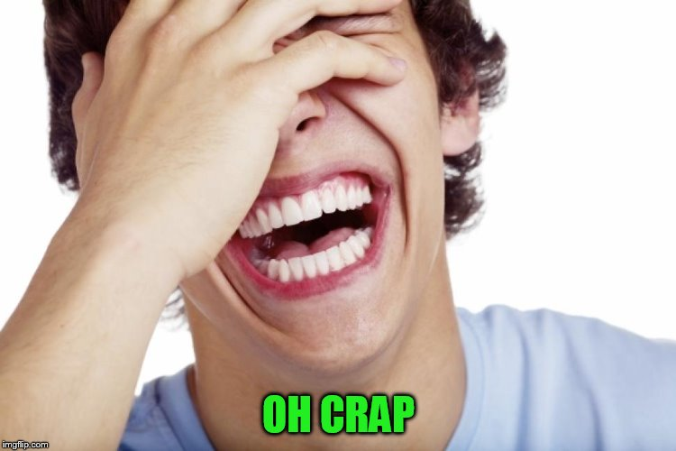 OH CRAP | made w/ Imgflip meme maker