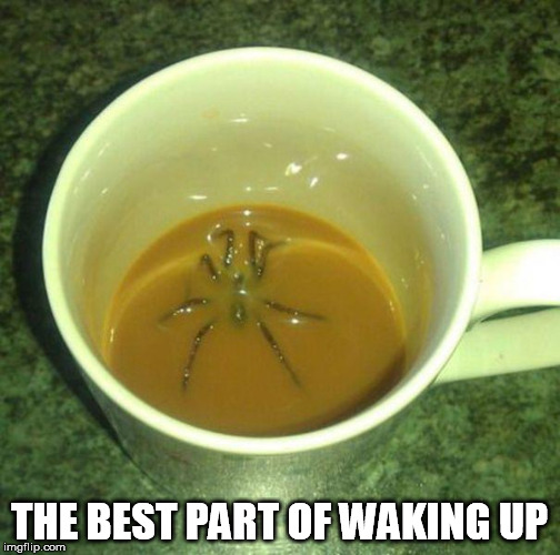 THE BEST PART OF WAKING UP | made w/ Imgflip meme maker