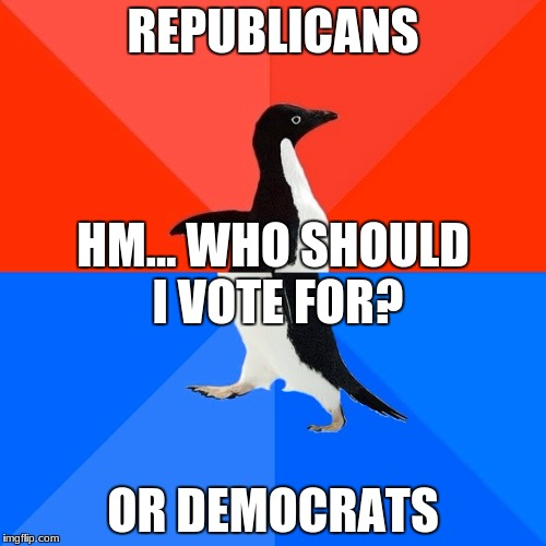 who should i vote for