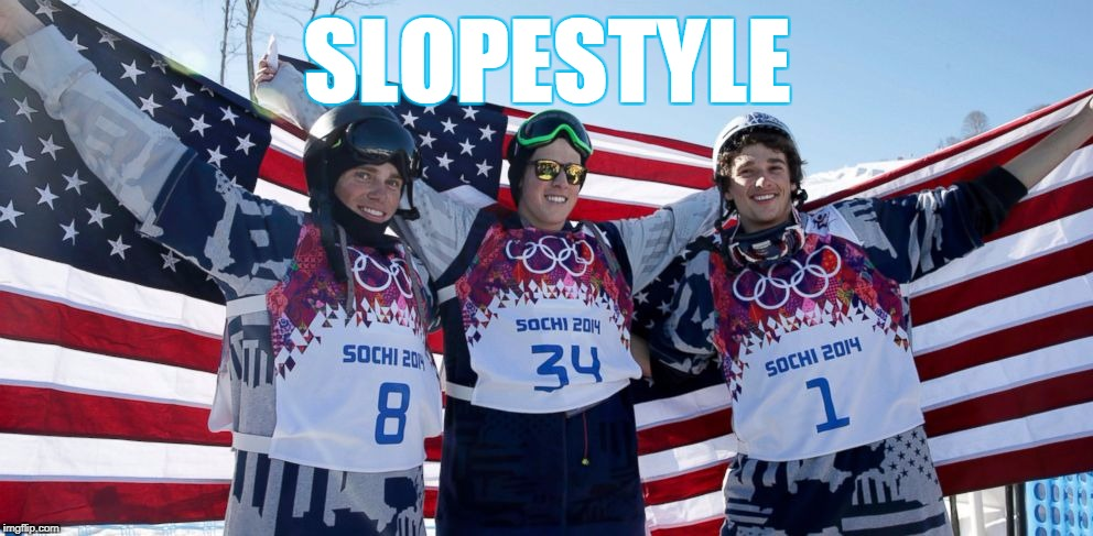 SLOPESTYLE | made w/ Imgflip meme maker