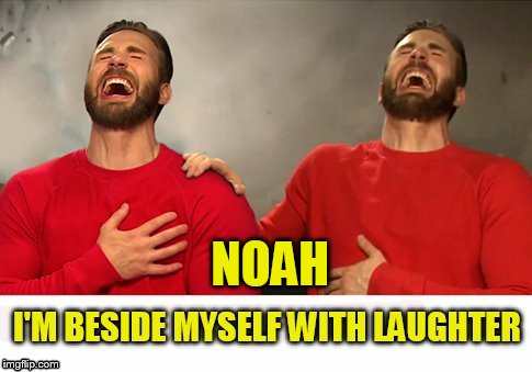 NOAH | made w/ Imgflip meme maker
