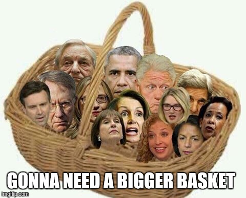 GONNA NEED A BIGGER BASKET | made w/ Imgflip meme maker