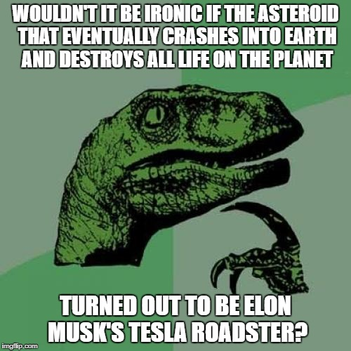 """DON'T PANIC?"" 