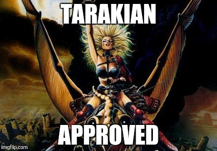 Elon's ride | TARAKIAN APPROVED | image tagged in heavy metal beast rider chick | made w/ Imgflip meme maker
