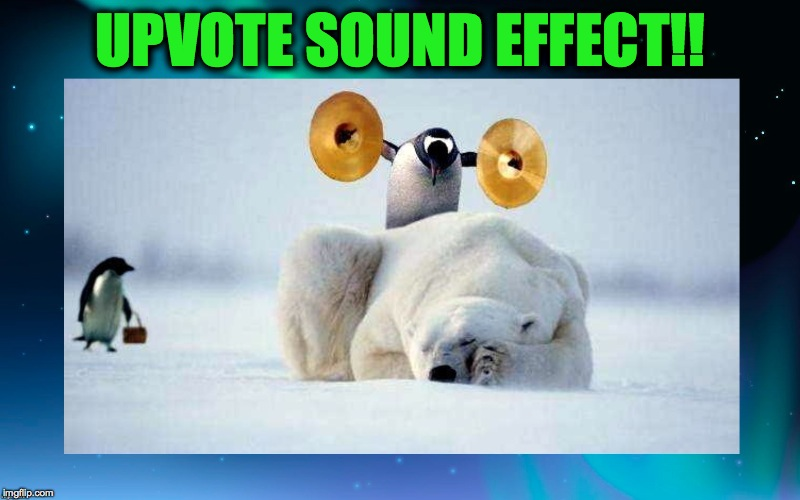 UPVOTE SOUND EFFECT!! | made w/ Imgflip meme maker