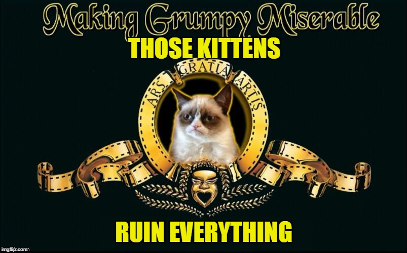 THOSE KITTENS RUIN EVERYTHING | made w/ Imgflip meme maker