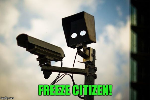 FREEZE CITIZEN! | made w/ Imgflip meme maker