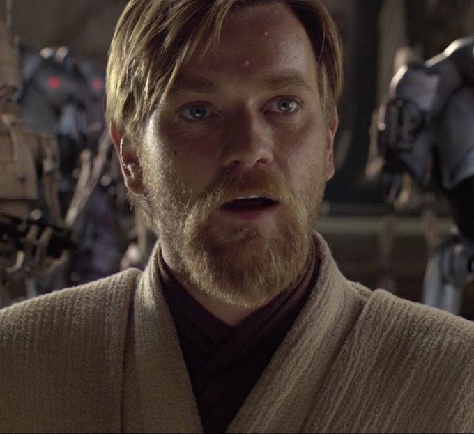 High Quality Obi Wan Hello There Blank Meme Template