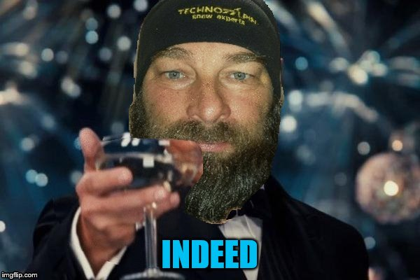 INDEED | made w/ Imgflip meme maker
