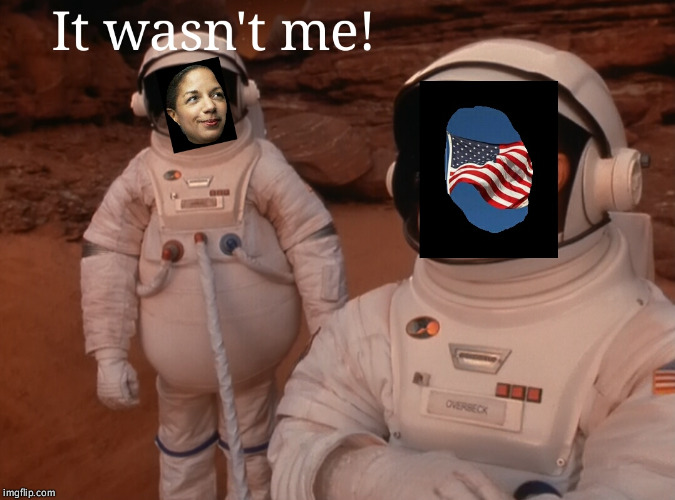 image tagged in susan rice | made w/ Imgflip meme maker