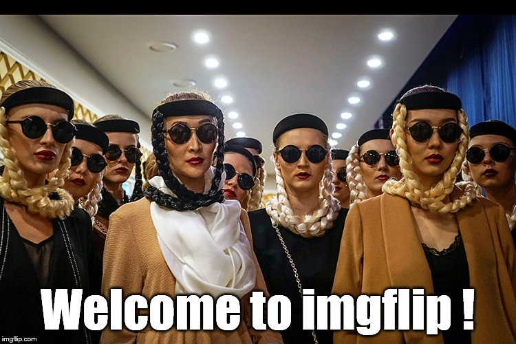 Yes, we're different | Welcome to imgflip ! | image tagged in yes,we're different | made w/ Imgflip meme maker