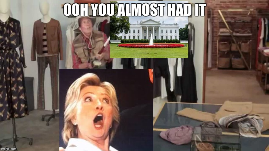Oh You Almost Had It | OOH YOU ALMOST HAD IT | image tagged in oh you almost had it | made w/ Imgflip meme maker