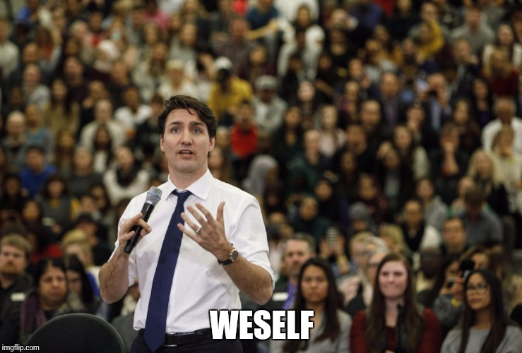 WESELF | made w/ Imgflip meme maker