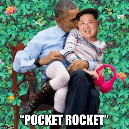 """POCKET ROCKET"" 