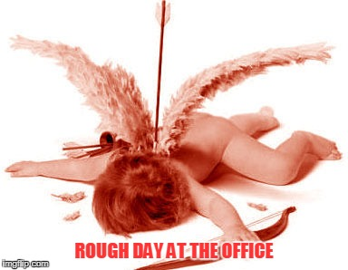 ROUGH DAY AT THE OFFICE | made w/ Imgflip meme maker