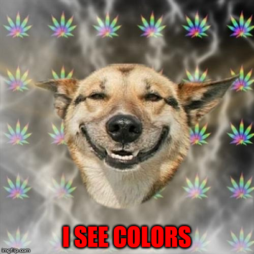 I SEE COLORS | made w/ Imgflip meme maker