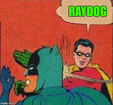 RAYDOG | made w/ Imgflip meme maker