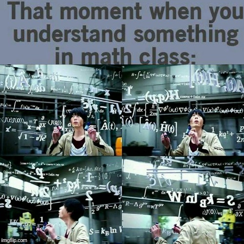 When I understand math | image tagged in kamen rider,math | made w/ Imgflip meme maker