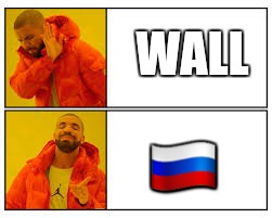 WALL  | made w/ Imgflip meme maker