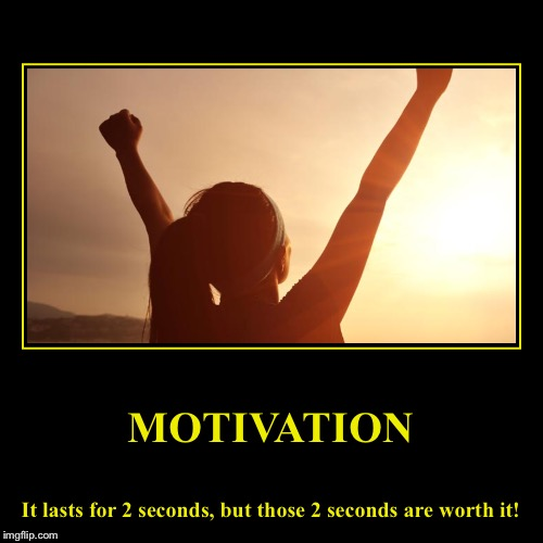 MOTIVATION | It lasts for 2 seconds, but those 2 seconds are worth it! | image tagged in funny,demotivationals | made w/ Imgflip demotivational maker