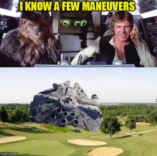 I KNOW A FEW MANEUVERS | made w/ Imgflip meme maker