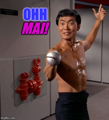 OHH MAI! | made w/ Imgflip meme maker