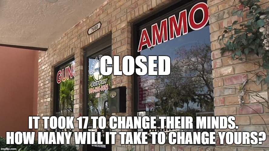 Image Tagged In Parkland Gun Store Imgflip