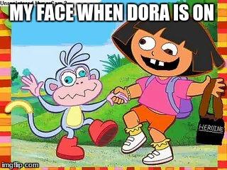 Drunk Dora Imgflip