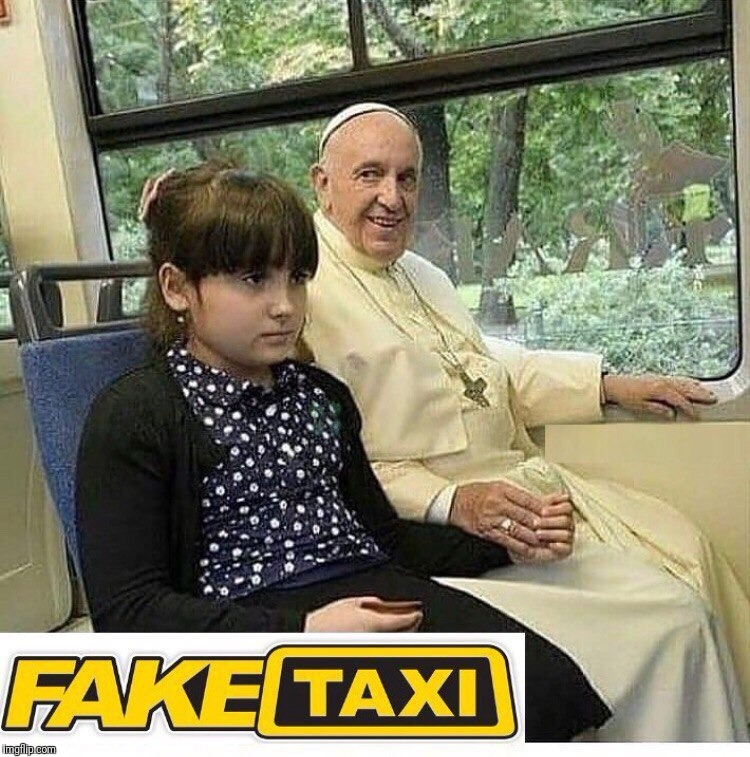 image tagged in fake,taxi | made w/ Imgflip meme maker