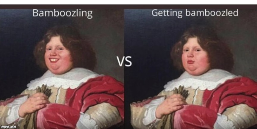 bambooxing | image tagged in bamboozled,bamboozle,bamboozling,vs,old paintings,fat | made w/ Imgflip meme maker