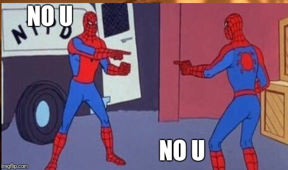 NO U NO U | made w/ Imgflip meme maker