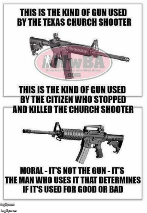 . | image tagged in tx church ar-15's | made w/ Imgflip meme maker