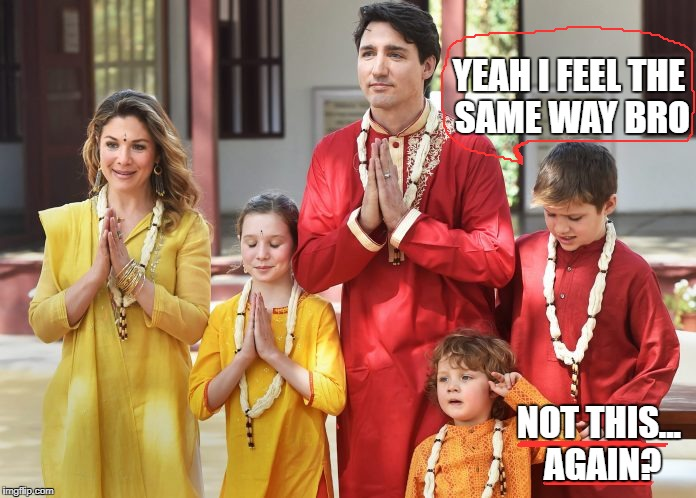 YEAH I FEEL THE SAME WAY BRO NOT THIS... AGAIN? | image tagged in oh canada,meanwhile in canada,canada | made w/ Imgflip meme maker