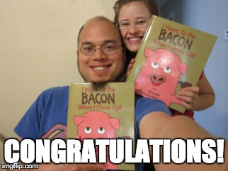 CONGRATULATIONS! | made w/ Imgflip meme maker