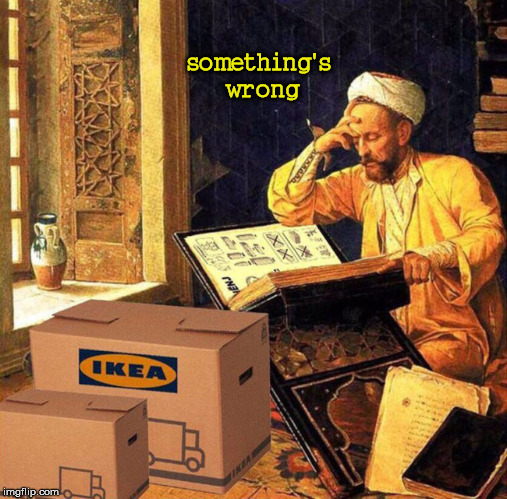 something's wrong | made w/ Imgflip meme maker