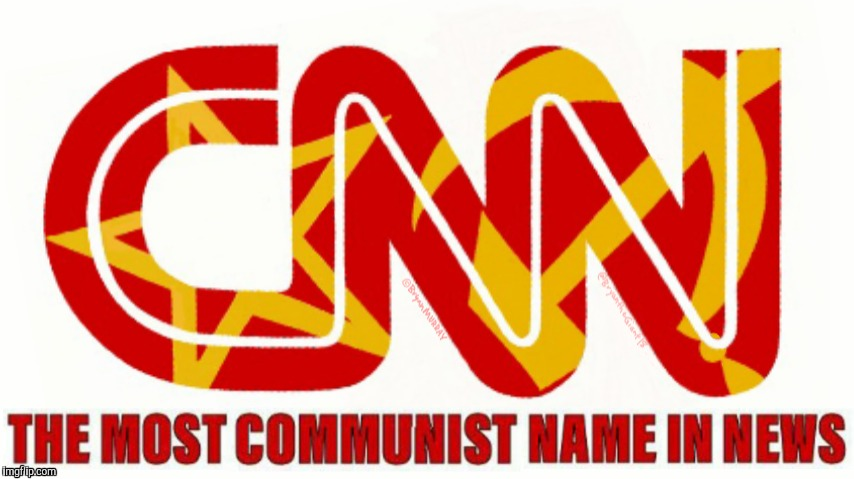 Commie News Network | image tagged in msnbc,cnn,liar liar,cnn fake news,communism,deception | made w/ Imgflip meme maker