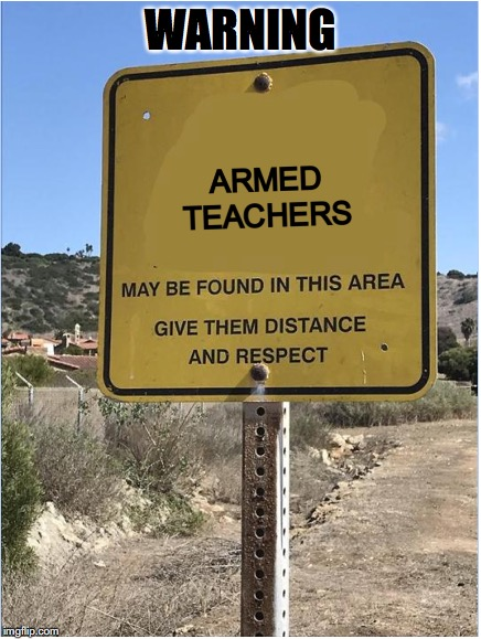 Stop school shootings | WARNING | image tagged in guns,2nd amendment,warning sign | made w/ Imgflip meme maker