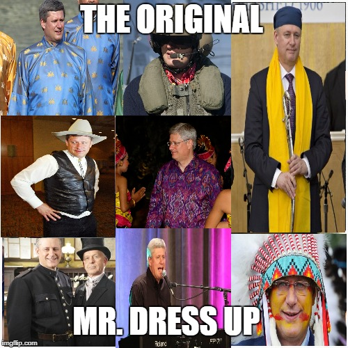 Collage | THE ORIGINAL MR. DRESS UP | image tagged in collage | made w/ Imgflip meme maker