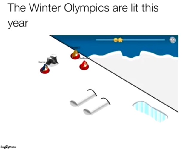 Club Penguin  | image tagged in winter,olympics,club penguin,penguin,sled race | made w/ Imgflip meme maker