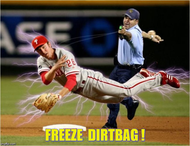 FREEZE  DIRTBAG ! | made w/ Imgflip meme maker