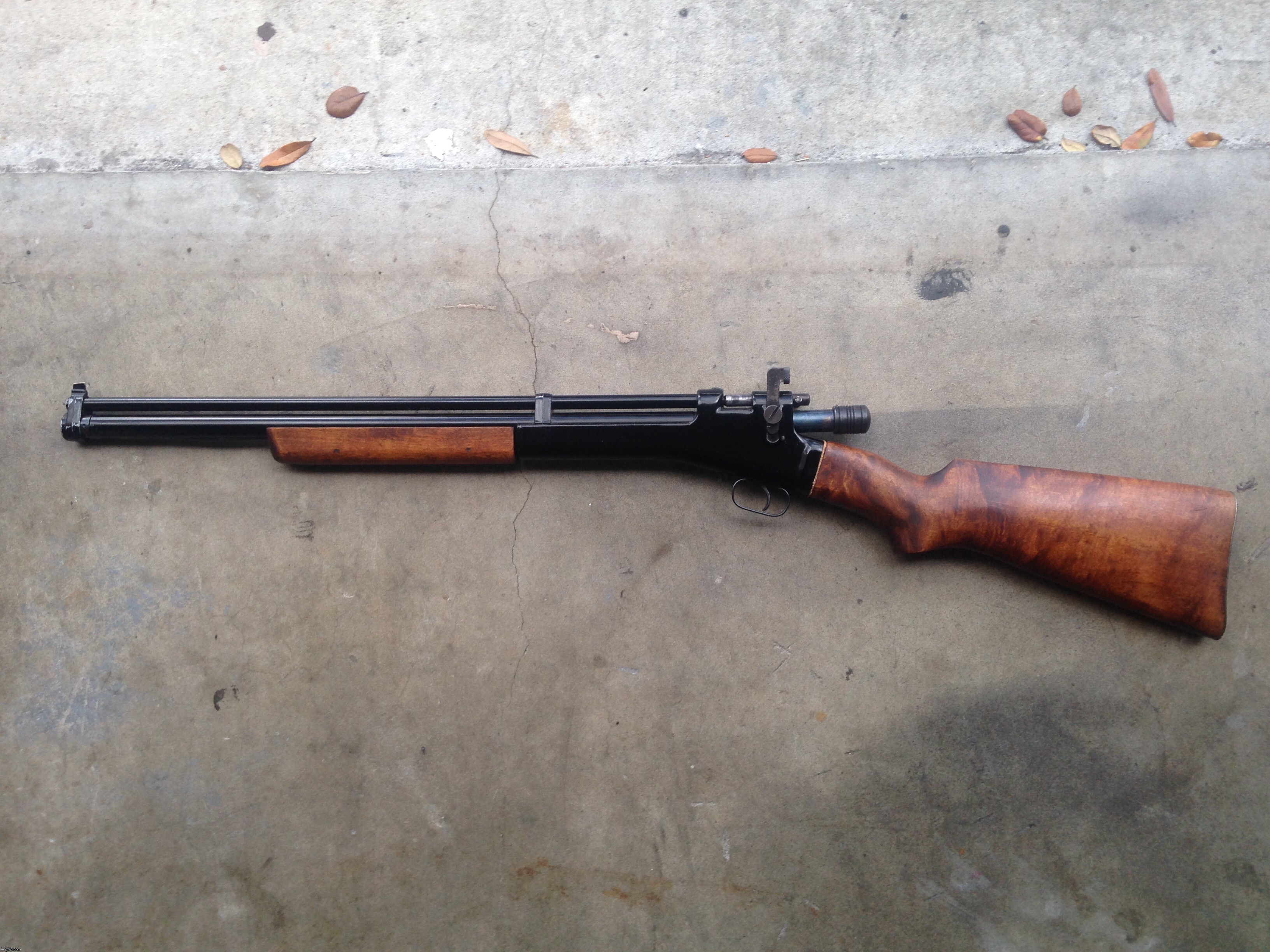 what's the deal with vintage pumpers? - Airguns & Guns Forum
