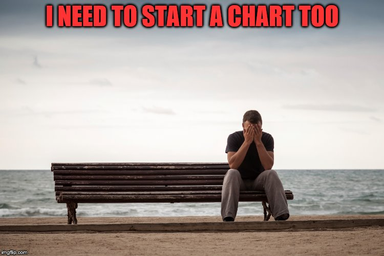 I NEED TO START A CHART TOO | made w/ Imgflip meme maker