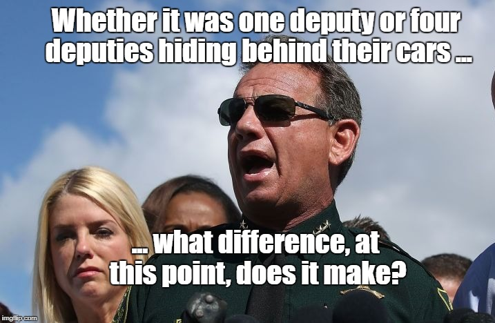 "The actual quote from Sheriff Israel: ""If ifs and buts were candy and nuts, OJ Simpson would still be in the record book!"" 