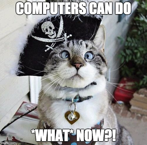 Spangles Meme | COMPUTERS CAN DO *WHAT* NOW?! | image tagged in memes,spangles | made w/ Imgflip meme maker