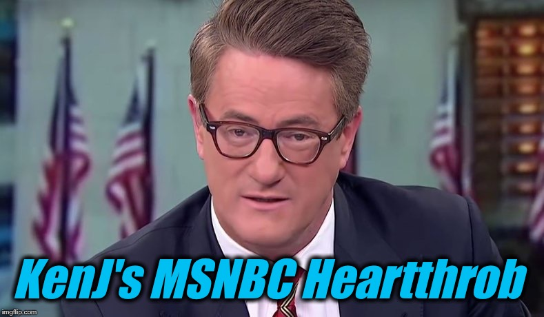 KenJ's MSNBC Heartthrob | made w/ Imgflip meme maker