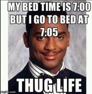 thug life | image tagged in thug life | made w/ Imgflip meme maker