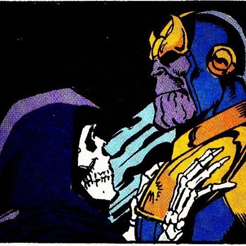 The Easiest Thanos Death Meme Generator {Tiburon Es Rojos}