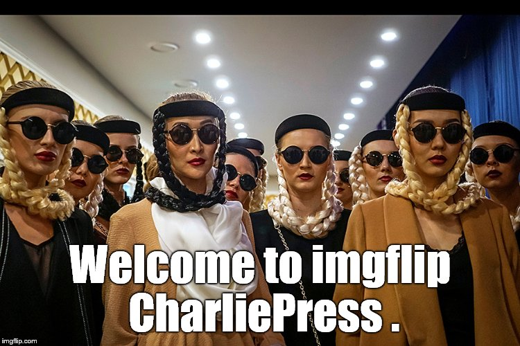Yes, we're different | Welcome to imgflip CharliePress . | image tagged in yes we're different | made w/ Imgflip meme maker