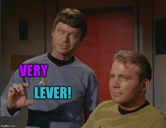 VERY LEVER! | made w/ Imgflip meme maker